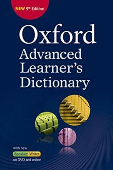 Picture of OXFORD ADVANCED LEARNERS DICTIONARY - 9TH ED