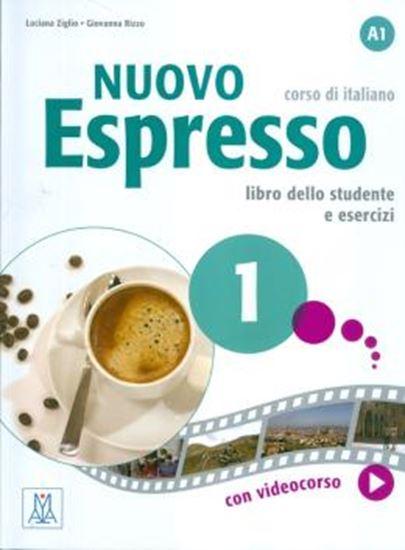 Picture of NUOVO ESPRESSO 1 LIBRO STUDENTE + DVD ROM A1