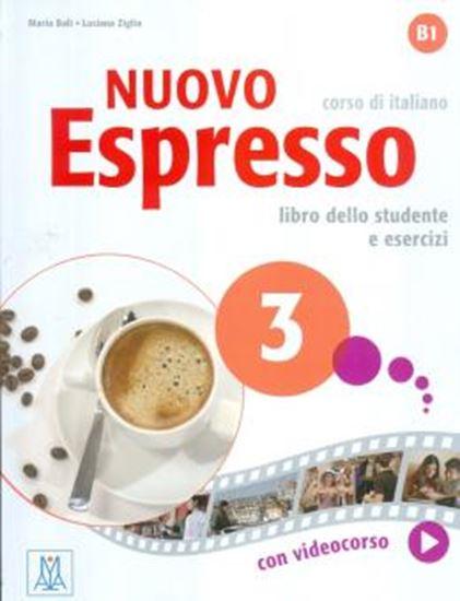 Picture of NUOVO ESPRESSO 3 - LIBRO STUDENTE + DVD ROM (B1)