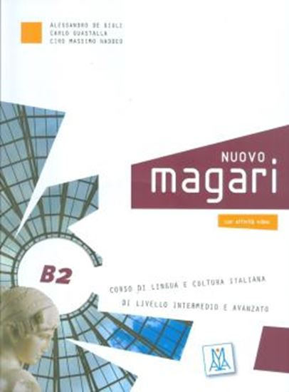 Picture of NUOVO MAGARI B2 LIBRO + CD AUDIO (B2)