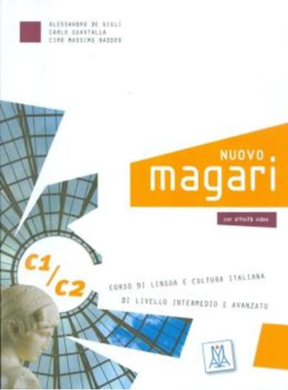 Picture of NUOVO MAGARI C1/C2 LIBRO + 2 CD AUDIO