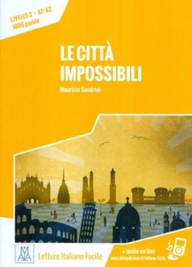 Picture of LE CITTA IMPOSSIBILI + MP3