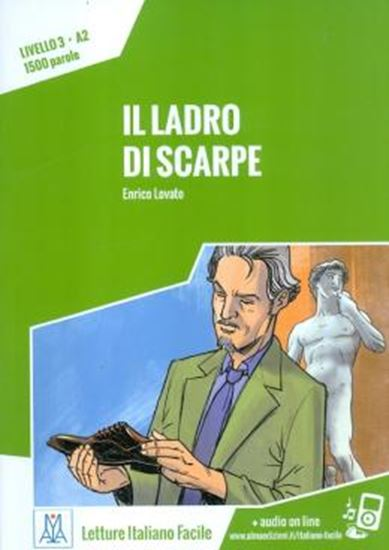 Picture of IL LADRO DI SCARPE + MP3