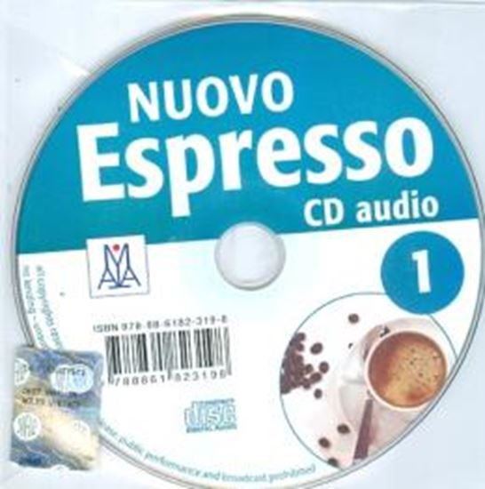 Picture of NUOVO ESPRESSO 1 - CD AUDIO (A1)