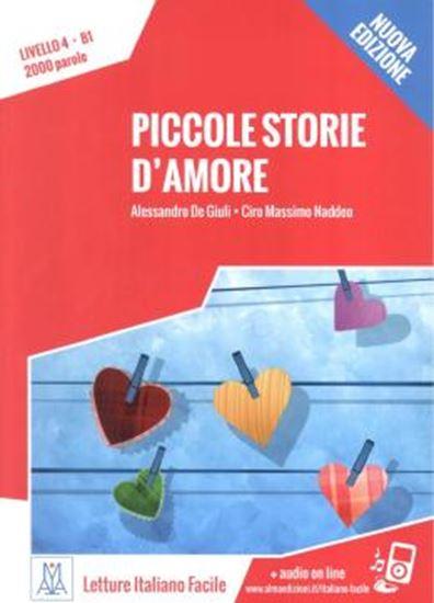 Picture of PICCOLE STORIE D´AMORE + MP3 ONLINE - NUOVA EDIZIONE