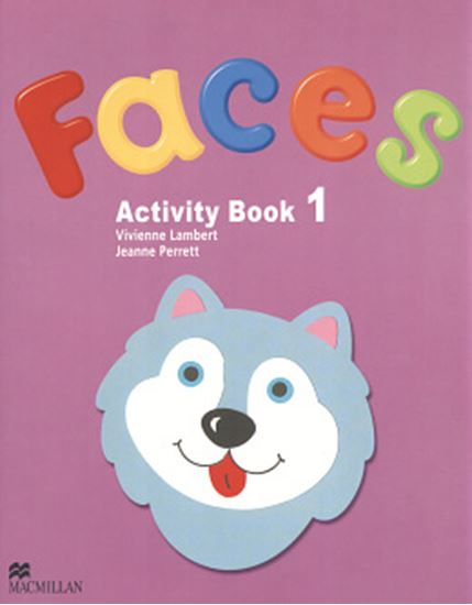 Picture of FACES 1 ACTIVITY BOOK