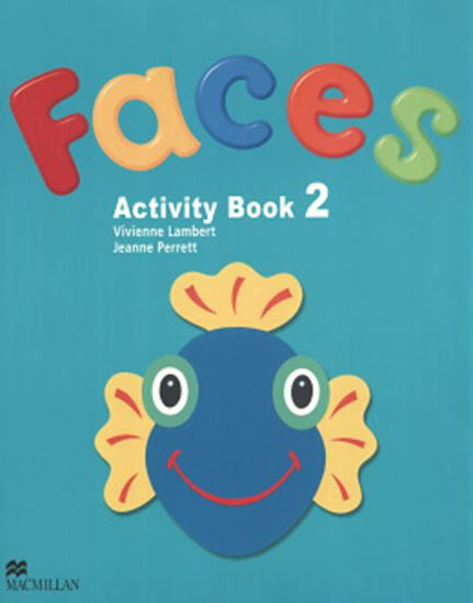 Picture of FACES 2 ACTIVITY BOOK