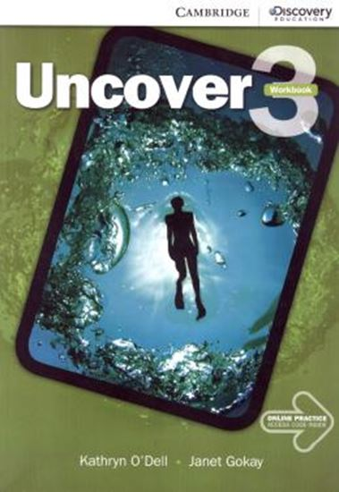Picture of UNCOVER 3 WB WITH ONLINE PRACTICE