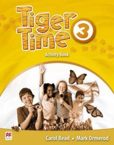 Picture of TIGER TIME 3 ACITIVITY BOOK