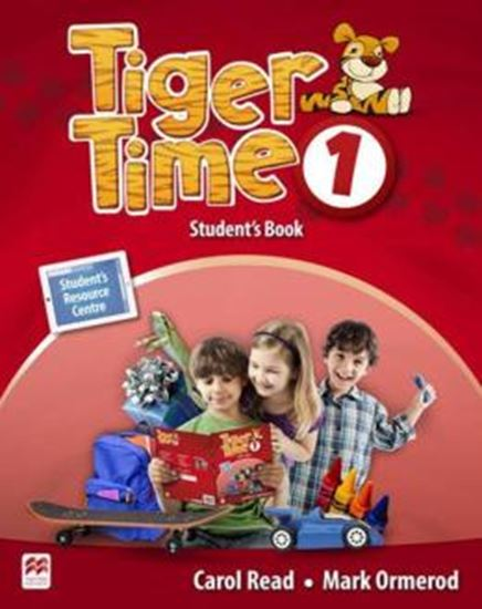 Picture of TIGER TIME 1 SB WITH RESOURCE