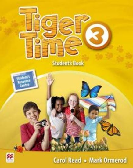 Picture of TIGER TIME 3 SB WITH RESOURCE
