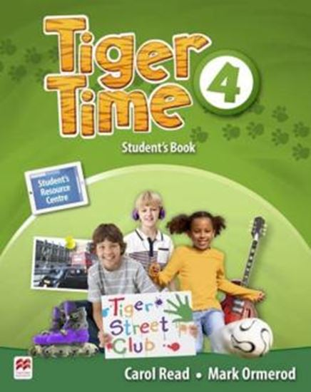 Picture of TIGER TIME 4 SB WITH RESOURCE