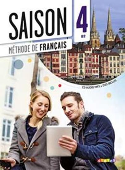 Picture of SAISON 4 LIVRE ELEVE + CD AUDIO + DVD (B2)