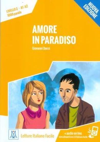 Picture of AMORE IN PARADISO + MP3 - NUOVA EDIZIONE
