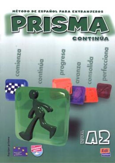 Picture of PRISMA A2 - LIBRO DEL ALUMNO + CD AUDIO