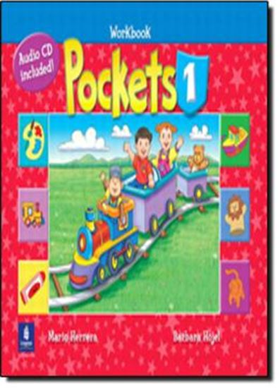 Picture of POCKETS WORKBOOK 1 WITH CD