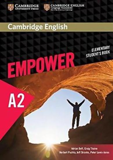 Picture of CAMBRIDGE ENGLISH EMPOWER ELEMENTARY SB