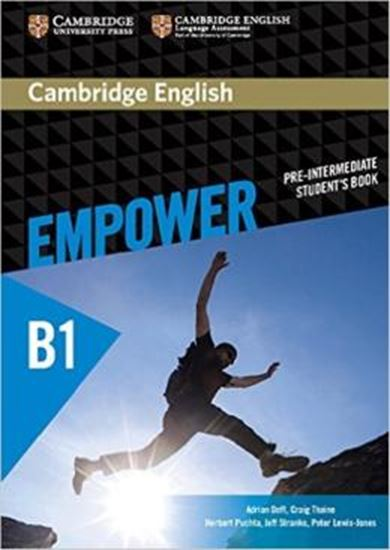 Picture of CAMBRIDGE ENGLISH EMPOWER PRE-INTERMEDIATE SB