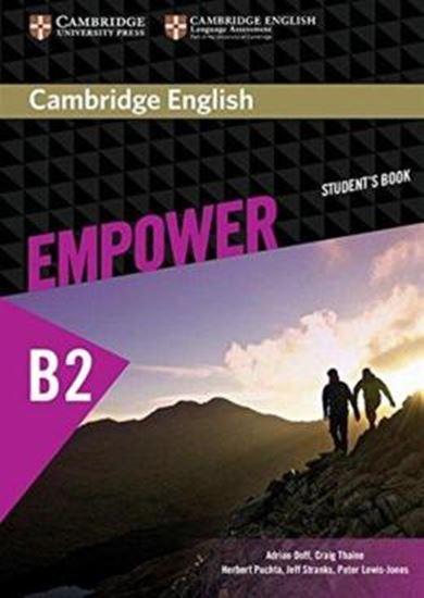 Picture of CAMBRIDGE ENGLISH EMPOWER UPPER-INTERMEDIATE SB