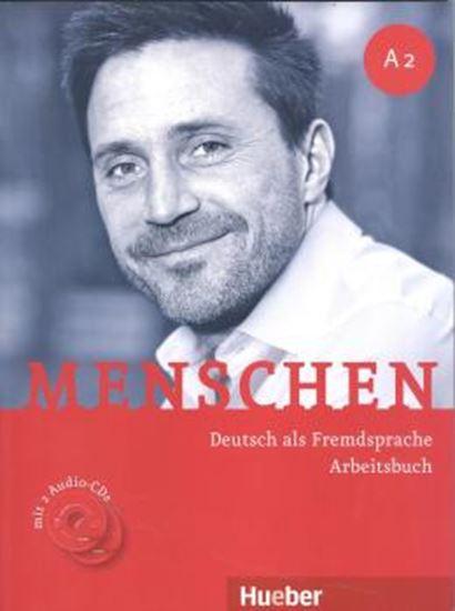 Picture of MENSCHEN A2 - ARBEITSBUCH MIT 2 AUDIO CD