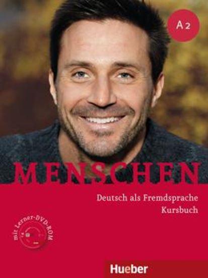 Picture of MENSCHEN A2 - KURSBUCH MIT DVD-ROM