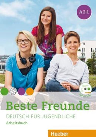 Picture of BESTE FREUNDE A2/1 ARBEITSBUCH MIT CD-ROM