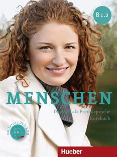 Picture of MENSCHEN B1/2 KURSBUCH MIT DVD-ROM