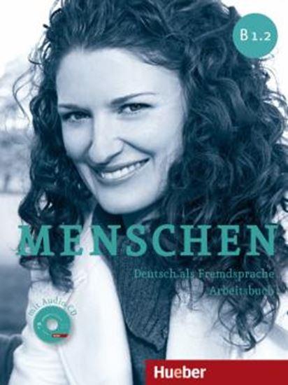Picture of MENSCHEN B1/2 ARBEITSBUCH MIT AUDIO-CD
