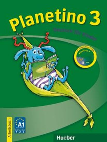Picture of PLANETINO 3 ARBEITSBUCH MIT CD-ROM