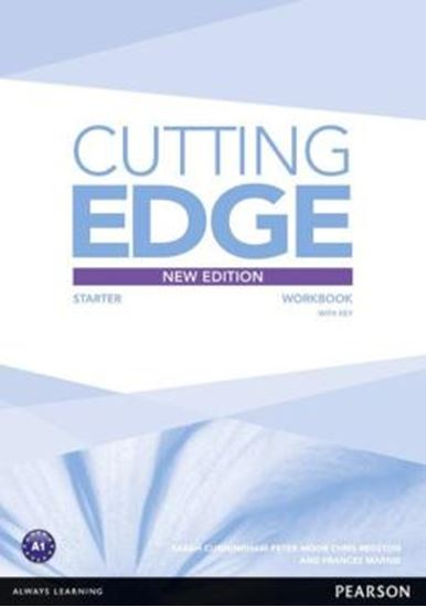 Picture of CUTTING EDGE STARTER WB WITH KEY - 3RD ED