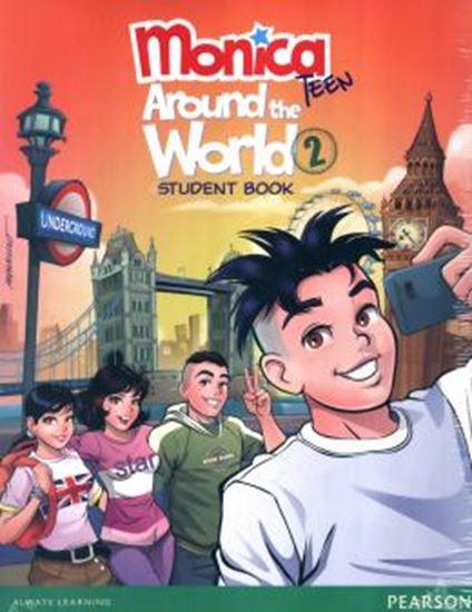 Picture of MONICA TEEN AROUND THE WORLD 2 SB