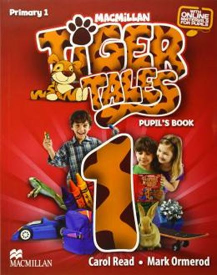 Picture of TIGER TALES 1 PUPIL´S BOOK