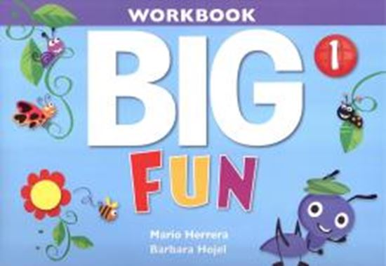Picture of BIG FUN 1 WB - WITH AUDIO CD
