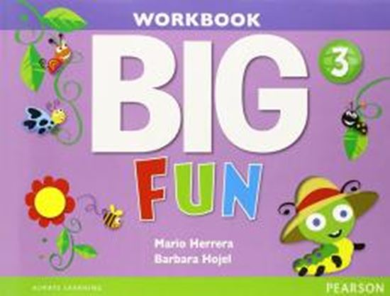 Picture of BIG FUN 3 WB WITH AUDIO CD
