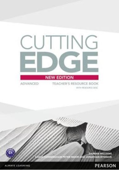 Picture of CUTTING EDGE ADVANCED TRB - 3RD ED