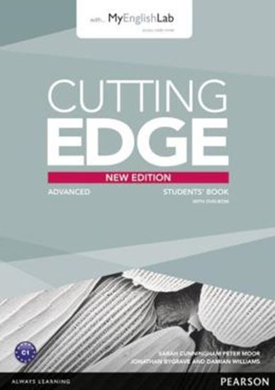 Picture of CUTTING EDGE ADVANCED SB WITH DVD AND MYENGLISHLAB - 3RD ED