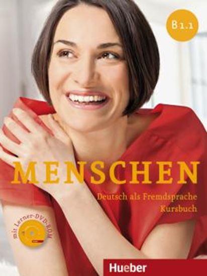 Picture of MENSCHEN B1.1 KURSBUCH MIT DVD-ROM