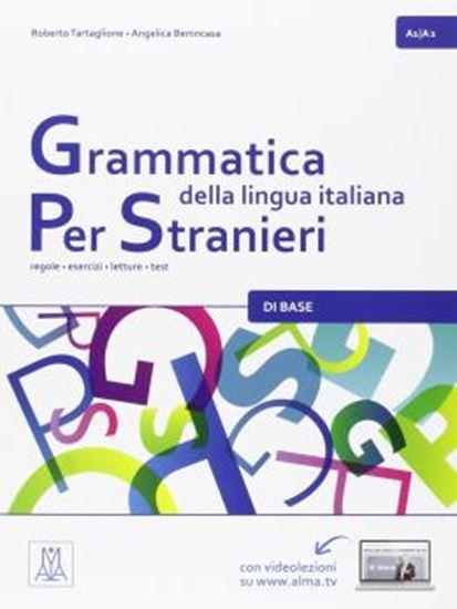 Picture of GRAMMATICA DELLA LINGUA ITALIANA PER STRANIERI 1 (A1-A2)