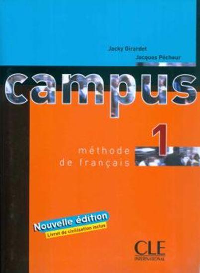 Picture of CAMPUS LIVRE DE L´ELEVE 1 N/E