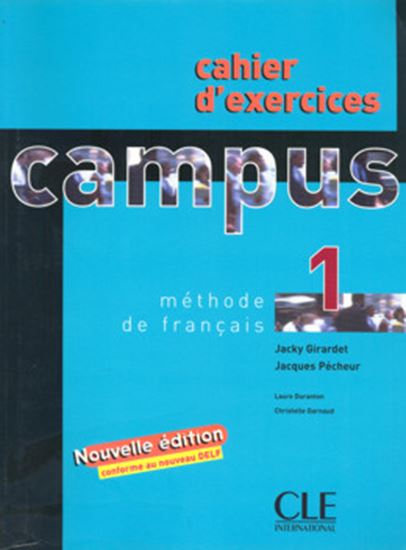 Picture of CAMPUS CAHIER D´EXERCICES 1 N/E