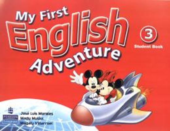 Picture of MY FIRST ENGLISH ADVENTURE 3 STUDENT BOOK