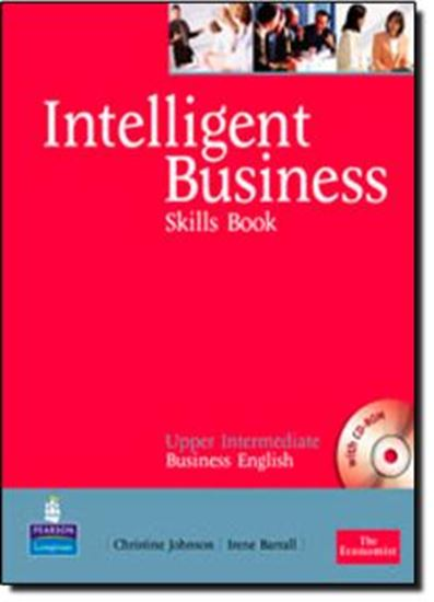 Picture of INTELLIGENT BUSINESS UPPER INTERMEDIATE SKILLS BOOK WITH CD-ROM