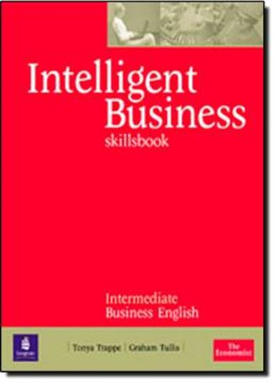 Picture of INTELLIGENT BUSINESS INTERMEDIATE SKILLS BOOK WITH CD-ROM