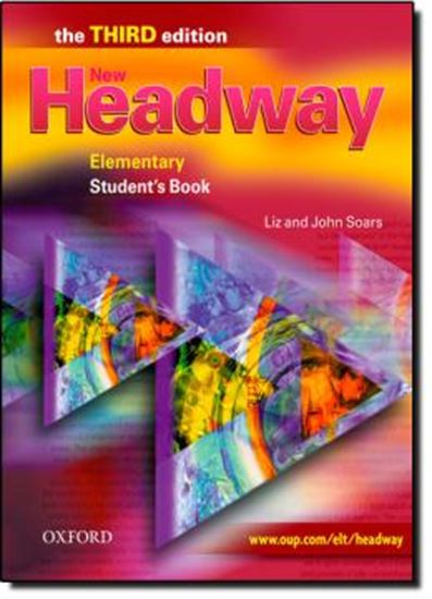 Picture of NEW HEADWAY ELEMENTARY STUDENT´S BOOK THIRD EDITION