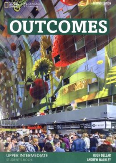 Picture of OUTCOMES UPPER INTERMEDIATE SB WITH ACCESS CODE AND CLASS DVD - 2ND ED