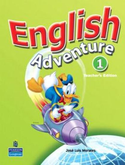Picture of MY FIRST ENGLISH ADVENTURE 1 TEACHER´S EDITION