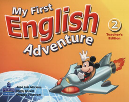Picture of MY FIRST ENGLISH ADVENTURE 2 TEACHER´S EDITION