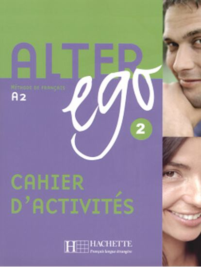 Picture of ALTER EGO CAHIER D´ACTIVITE 2