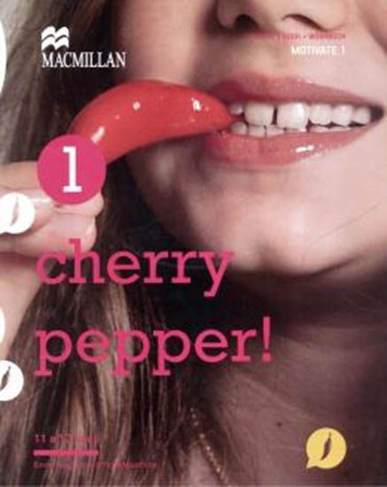Picture of HEY PEPPERS! - CHERRY PEPPER! 1 - MOTIVATE 1 SB -WITH (3) CD