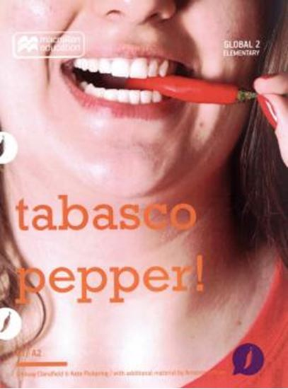 Picture of HEY PEPPERS! - TABASCO PEPPER! - GLOBAL ELEMENTARY SB/WB-WITH CD